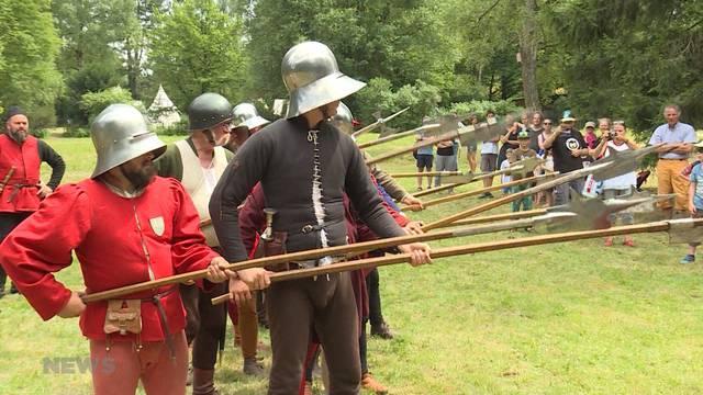 Köniz heute im Mittelalter