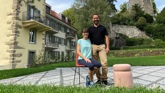 Roman Maier und Yvonne Waldburger