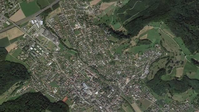 Im knapp 7000 Einwohner zählenden Gränichen wird neues Bauland erschlossen.