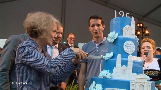 Zürich feiert 125 Jahre Grossstadt