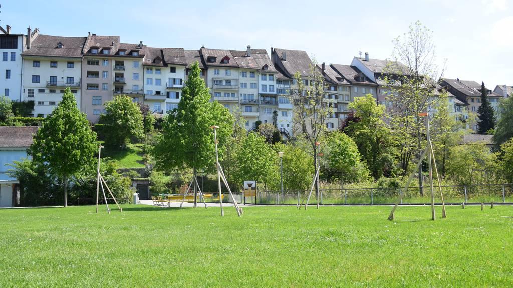 Definitives Aus für die geplante Gartenbeiz beim Stadtweier
