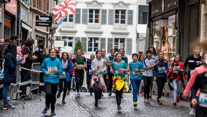 Auch die Organisatoren des abgesagten Luzerner Stadtlaufs sind ein Kandidat für staatliche Finanzhilfe. (Bild: Nadia Schärli, 5. Mai 2019)