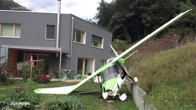 Ein Toter bei Flugzeugabsturz in Dittingen