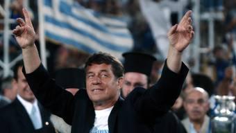 2004 gewann Otto Rehhagel als Coach der Griechen den EM-Titel