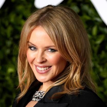 Kylie Minogue Australisch-britische Sängerin