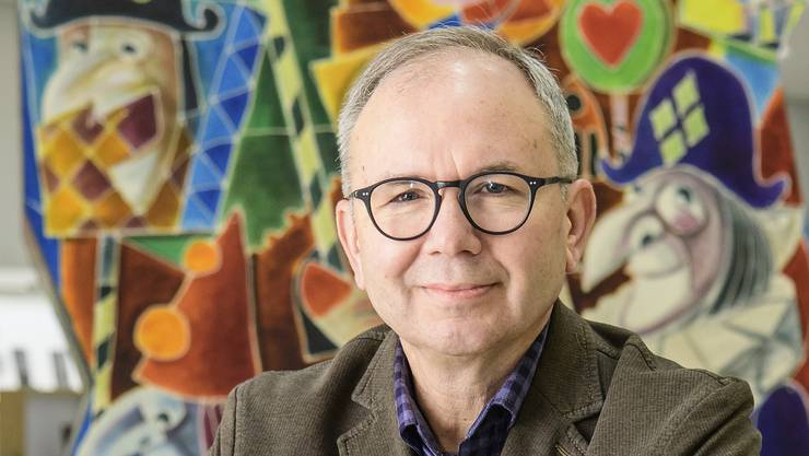«Es ist für Pferde zumutbar, am Cortège mitzulaufen»: Comité-Obmann Christoph Bürgin.