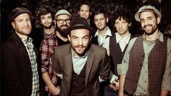 «Troubas Kater» ist eine der Bands, die am siebten «Sichtfeld»-Open Air auftreten werden.