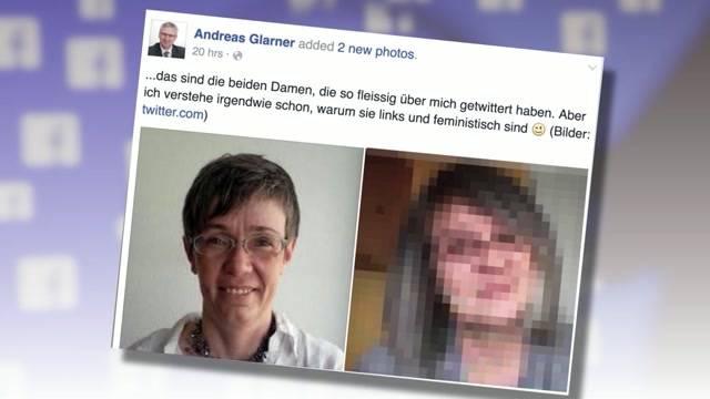 Facebook-Knatsch um Andreas Glarner
