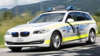 Die Kantonspolizei Aargau nahm Ermittlungen auf, um den genauen Unfallhergang zu klären. (Symbolbild)