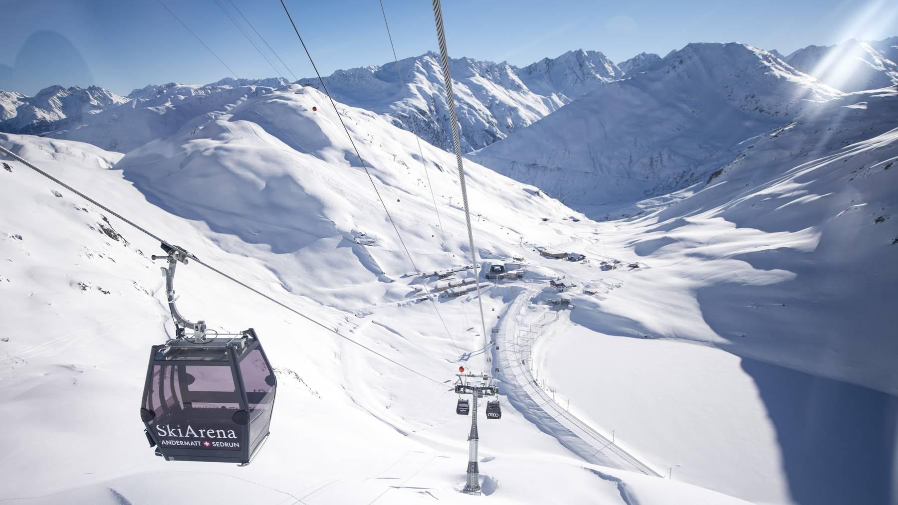 Es gibt für jeden das richtige Skigebiet. Finde heraus welches deines ist.