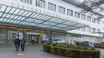Kantonsspital Aarau: In einer ersten Stellungnahme zufrieden mit dem Entscheid.