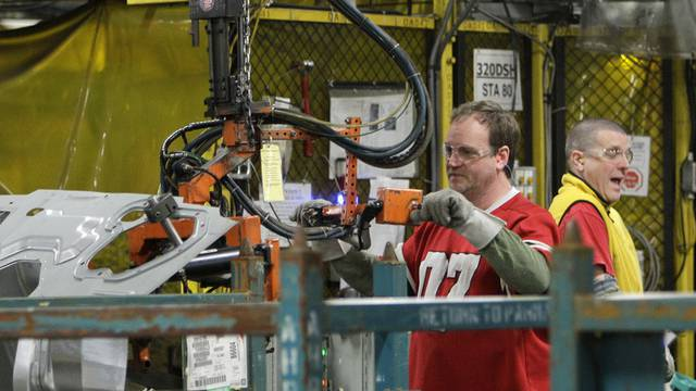 General Motors baut die Belegschaft aus