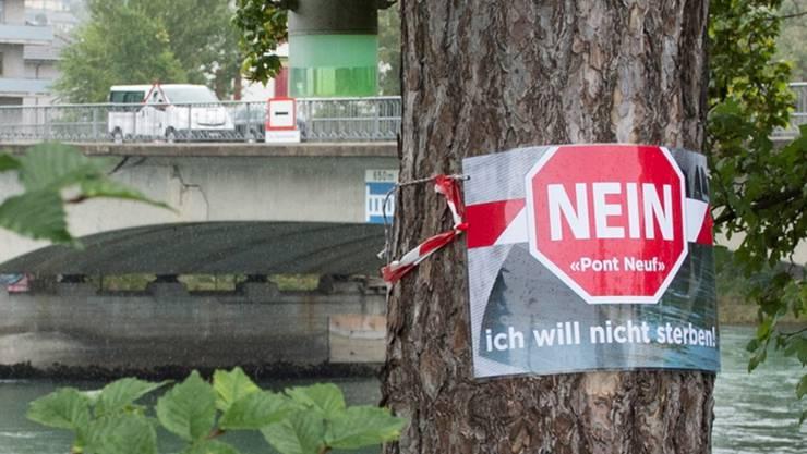 Die Bäume seien öffentlicher Grund genau wie Kandelaber, sagen die Gegner.