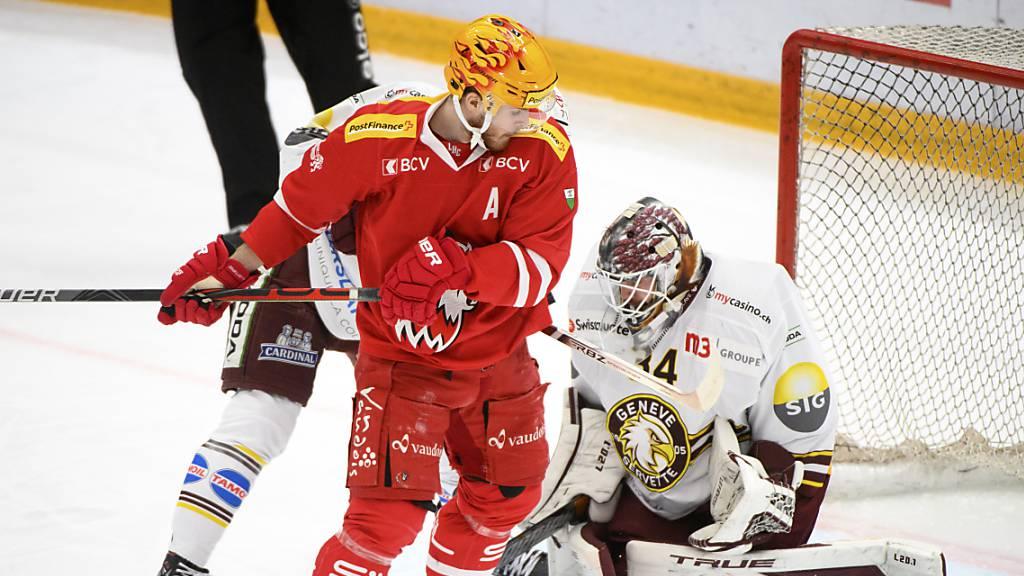 Bertschy unterschreibt bei Fribourg-Gottéron für sieben Jahre