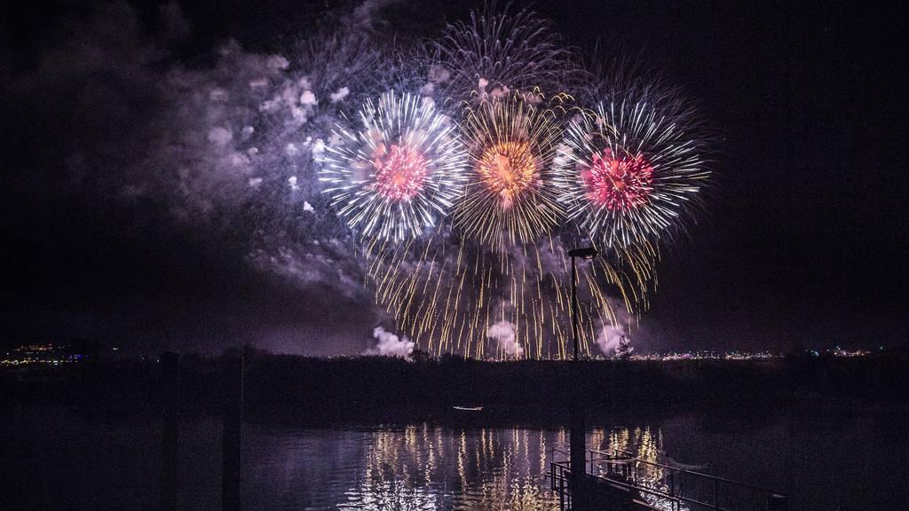 Gibt es beim Seenachtsfest künftig kein Feuerwerk mehr?