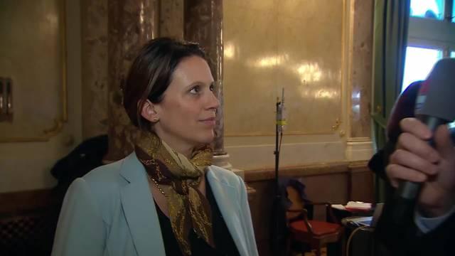 Chantal Galladé über den plötzlichen Sinneswandel der Mitte-Links