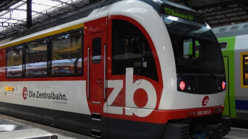 Bahnersatzbusse auf der Strecke Luzern-Luzern Allmend/Messe