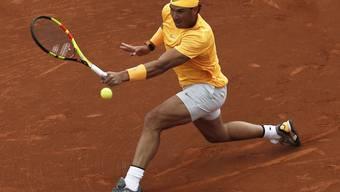 Rafael Nadal war auch in Barcelona eine Klasse für sich