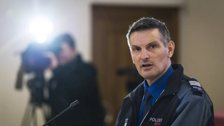 Der Bündner Polizeikommandant Walter Schlegel will in die Regierung.