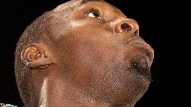 Usain Bolt stellt in Oslo Weltjahresbestzeit über 200 Meter auf.