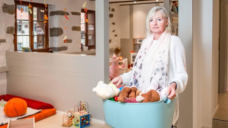 Krippen-Besitzerin Marina Eller möchte zu den Vorwürfen keine Stellung nehmen.