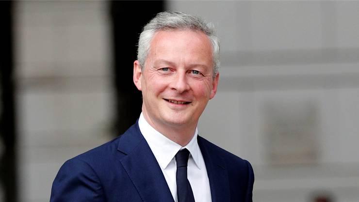 Bis die Reformen greifen, müssten die Franzosen der Regierung mindestens zwei Jahre geben, sagt Finanz- und Wirtschaftsminister Bruno Le Maire.