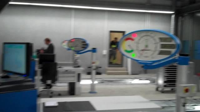 Umsicht im neuen Mobilitätszentrum in Schlieren