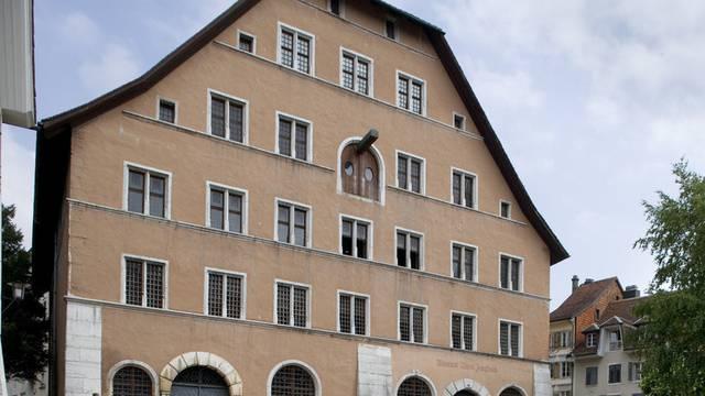 Die Freunde des Museums Altes Zeughaus zeigten sich den Umbauarbeiten gegenüber skeptisch.