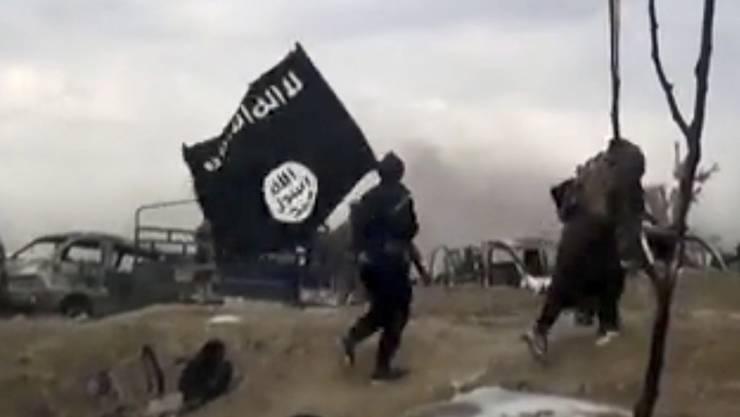 Der IS verliert Baghus und damit die letzte Bastion.