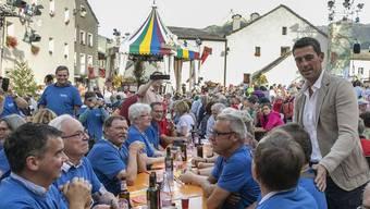 Donnschtig-Jass in Klingnau: Impressionen vom Vorabend