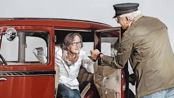 Der Fahrdienst chauffiert ältere und immobile Personen beispiels- weise zu Arztterminen in der Umgebung von Kölliken.