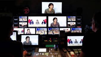Geschickte Strategin: Während das Parlament debattiert, lässt Doris Leuthard ein neues Mediengesetz erarbeiten.