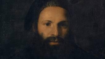 Bildnis des Pietro Aretino, 1527
