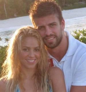 Das von Shakira veröffentlichte Bild auf Facebook.