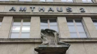 Das Amthaus 2 in Solothurn ist  der Sitz des Amtsgerichts Solothurn-Lebern