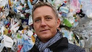 Markus Tonner, Geschäftsleiter der Firma innorecycling in Eschlikon, Thurgau.
