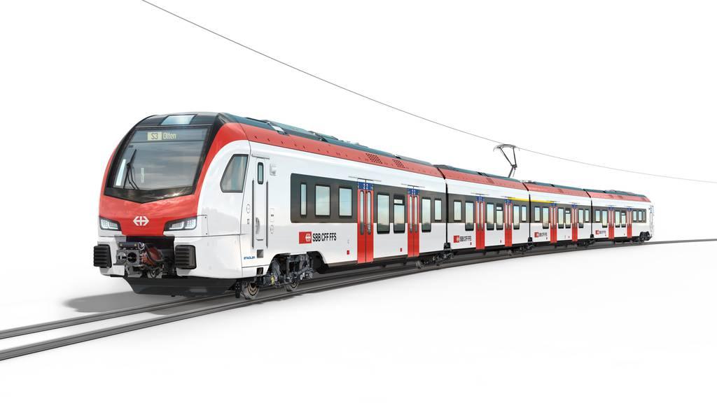 Das sind die neuen Züge für den Schweizer Regionalverkehr