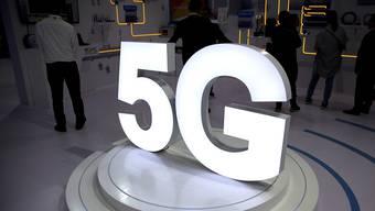 5G ermöglicht Downloadgeschwindigkeiten von bis zu 2 Gigabit pro Sekunde. Einen Full-HD-Film hat man in lediglich 20 Sekunden auf sein Handy oder Tablet geladen. (Symbolbild)