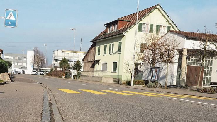 Die Gemeinde Möhlin hat einen kommunalen Gesamtplan Verkehr ausgearbeitet.