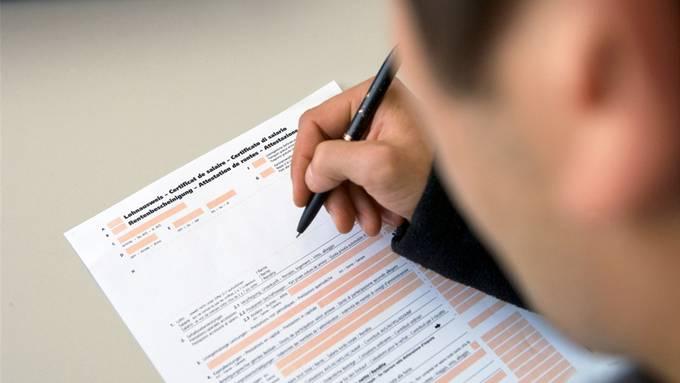Bald kann man die Steuererklärung ganz elektronisch ausfüllen. (Symbolbild)