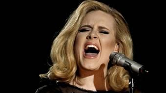 """Singt """"Skyfall"""" zum ersten Mal live: Adele (Archiv)"""