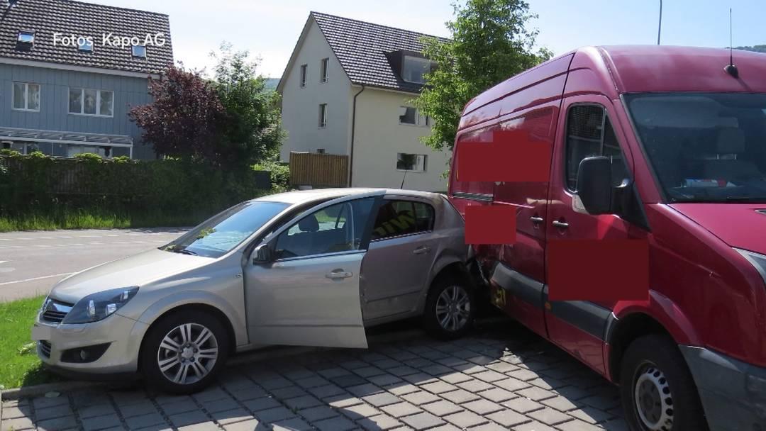 86-Jähriger verliert Herrschaft über sein Fahrzeug