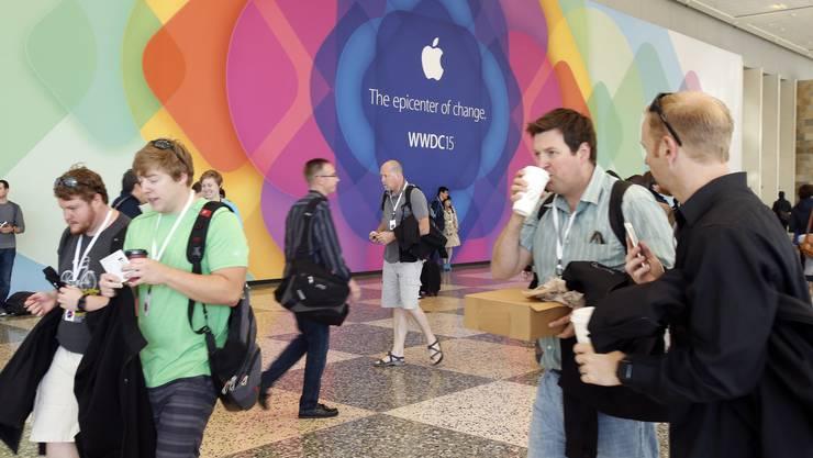 Apple stellt an der WWDC die neusten Produkte vor