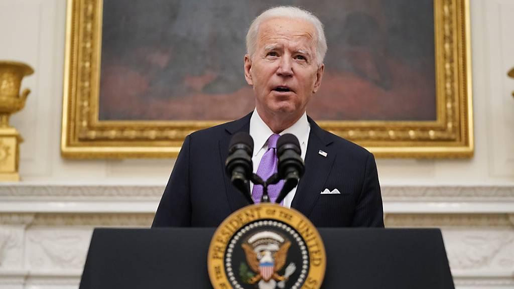 Biden will per Erlass neue Hilfen in Corona-Krise durchsetzen
