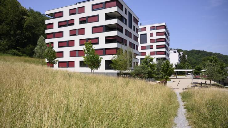 Kehlquartier fürs Wohnen im Alter. Die Neubauten des Alterszentrums Kehl.