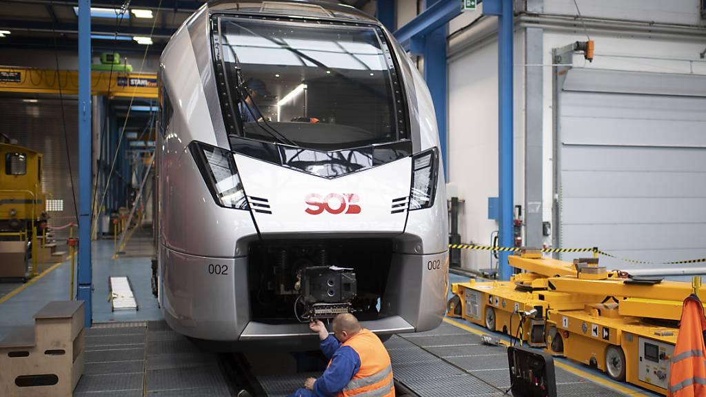 Stadler Rail übernimmt deutsche Elektronikfirma Vipco vollständig