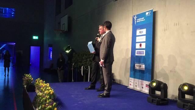 Rico Peter ist Aargauer Sportler des Jahres 2015