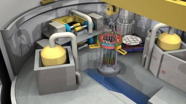 Neue Reaktordeckel für AKW Beznau