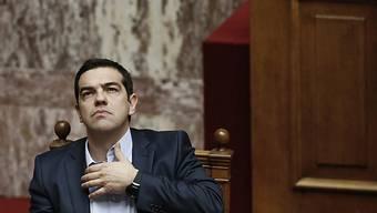 """""""Gnadenlos angegriffen"""": Griechenlands Premier Alexis Tsipras"""