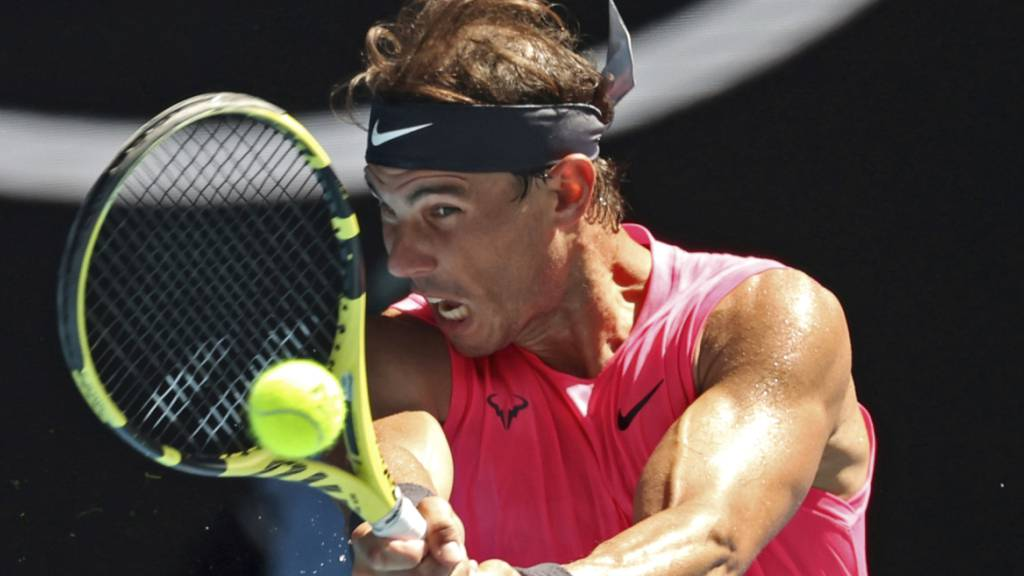 Klare Siege für Nadal, Thiem und Bautista-Agut